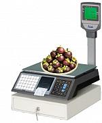 Cân điện tử cho cửa hàng hoa quả Aclas CS3X