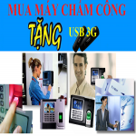 Tặng ngay USB 3G khi mua Máy chấm công tại Tân Phát,tang ngay usb 3g khi mua may cham cong tai tan phat_1458145823