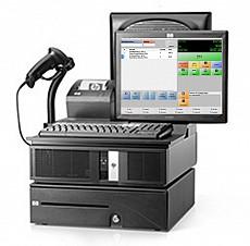 Máy bán hàng POS HP-pr4000 Retail System