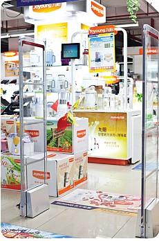 Cổng an ninh siêu thị Century CA05-G04 (1 cánh)