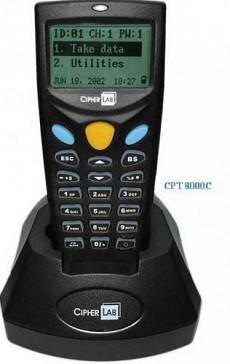 Máy kiểm kho tự động Cipherlab CPT-8000C