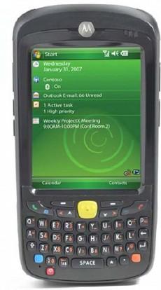 Thiết bị Kỹ thuật số Symbol - Motorola MC55