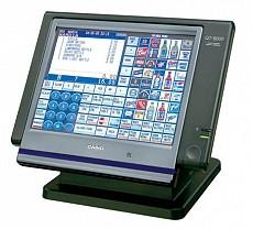 Máy tính tiền siêu thị CASIO QT-6000