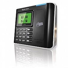 Máy chấm công và kiểm soát ra/vào bằng thẻ + Pin SF-3000 PF (2K)