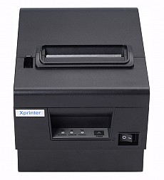 Máy in hóa đơn Xprinter XP-Q260 (USB+RS232 + LAN)