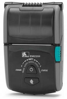 Máy in mã vạch Zebra EM220II