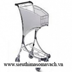 Xe đẩy trong siêu thị - GST