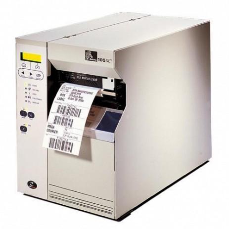 Máy in mã vạch ZEBRA 105SL (300dpi)