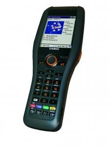 Máy kiểm kho Casio DT-X30