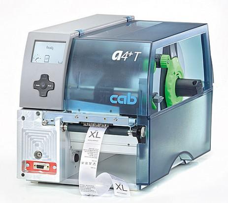 Máy in mã vạch Cab A4+T