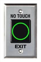 Nút nhấn mở cửa Luxury Exit Button No Touch