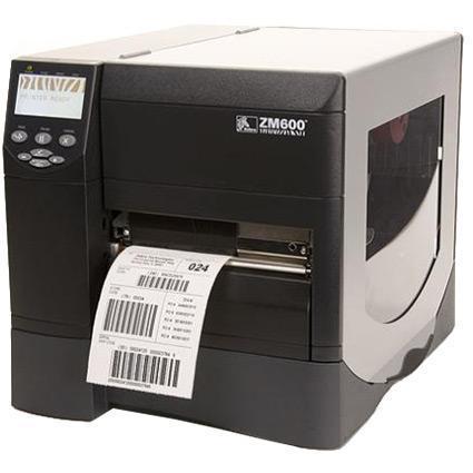 Máy in mã vạch ZEBRA ZM600 (300dpi)