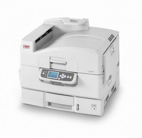 Máy in Laser màu A3, in mạng, in 2 mặt OKI C9850hd