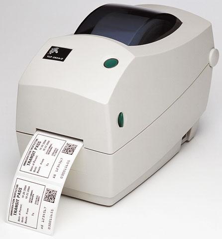 Zebra Tlp 2844 Barcode Printer Drivers For Mac
