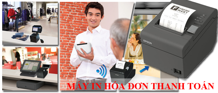 May in hoa don EPSON TMT82 Cong ket noi USB RS232 chinh hang