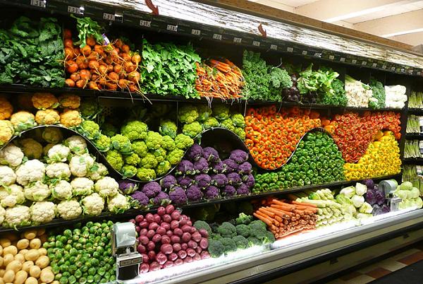 Hệ thống bán hàng hiện đại cho cửa hàng thực phẩm sạch