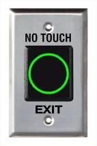 Nút nhấn mở cửa Luxury Exit Button No Touch