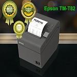 Máy in hóa đơn EPSON TM-T82 chuyên dụng cho bán lẻ,may in hoa don epson tmt82 chuyen dung cho ban le