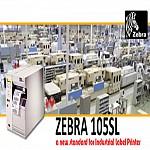 Máy in mã vạch Zebra 105SL 203dpi cho khu công nghiệp,may in ma vach zebra 105sl 203dpi cho khu cong nghiep