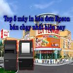 Top 5 máy in bill Epson bán chạy nhất hiện nay,top 5 may in bill epson ban chay nhat hien nay