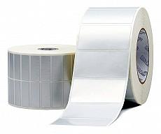 Giấy in tem nhãn mã vạch Decal bạc (mạ thiếc 50M)