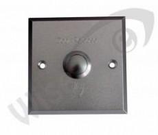 Nút nhấn mở cửa bằng thép - Exit Button WSE-800B