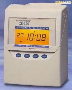 Máy chấm công thẻ giấy Seiko QR 350