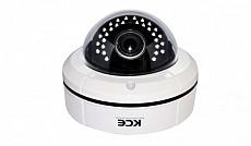 Camera giám sát hồng ngoại bán cầu KCE-KVDTI130D