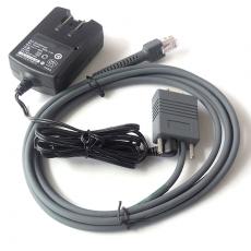 Cable RS232 + adapter cho máy quét Symbol ZEBRA
