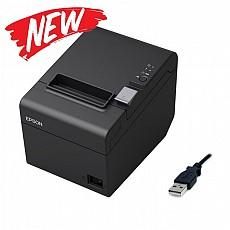 Máy in hóa đơn Epson TM-T82III ( USB + RS232)