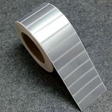 Giấy in mã vạch xi bạc1 tem 100x50x50m