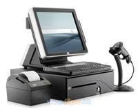 Máy tính tiền tự động POS HP RPOS rp5800