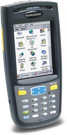 Máy tính di động Datalogic Pegaso P20-0001