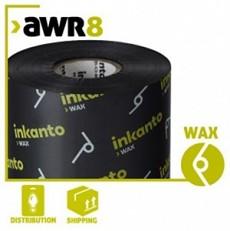 Mực in mã vạch ARMOR RAWR®8 Wax ribbon (110 x 300 mét)