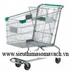Xe đẩy hàng siêu thị ZK-GST-180B