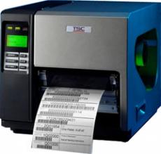 Máy in mã vạch TSC TTP 246M Plus