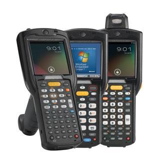 Máy kiểm kê kho Symbol Motorola MC3200