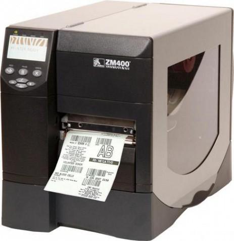 Máy in mã vạch ZEBRA ZM400 (300dpi)- thay bằng ZT410