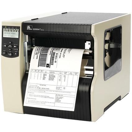 Máy in mã vạch công nghiệp Zebra 220Xi4 (300dpi)