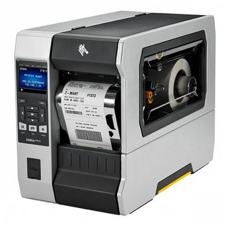 Máy in mã vạch Zebra ZT610 (ZT600 Series) 203DPI
