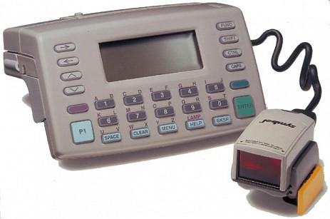 Máy tính di động Symbol Motorola WS1000