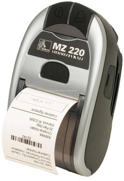 Máy in mã vạch Zebra MZ220
