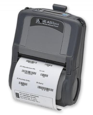 Máy in mã vạch  Zebra QL420 Plus